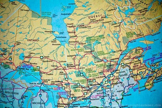 Planifier un roadtrip en Amérique du Nord