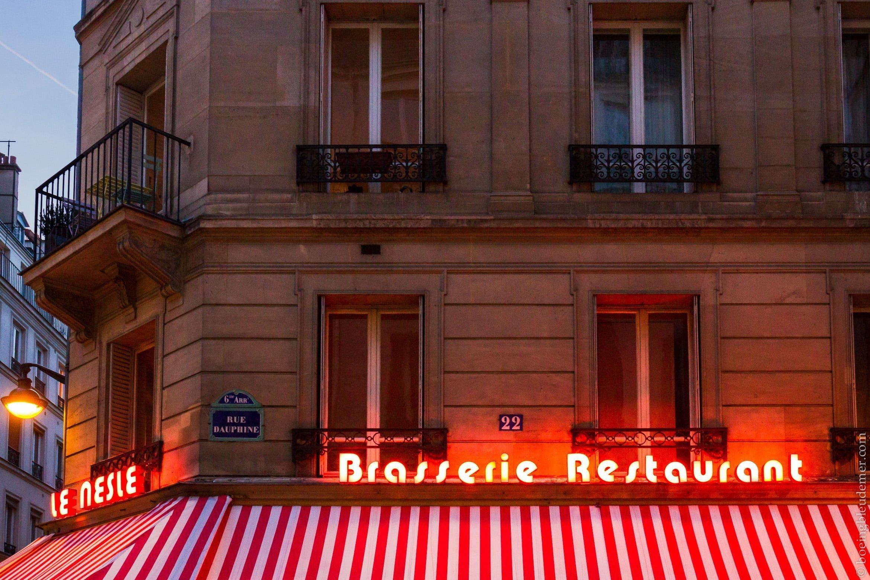 Brasserie Le Nesle à Paris