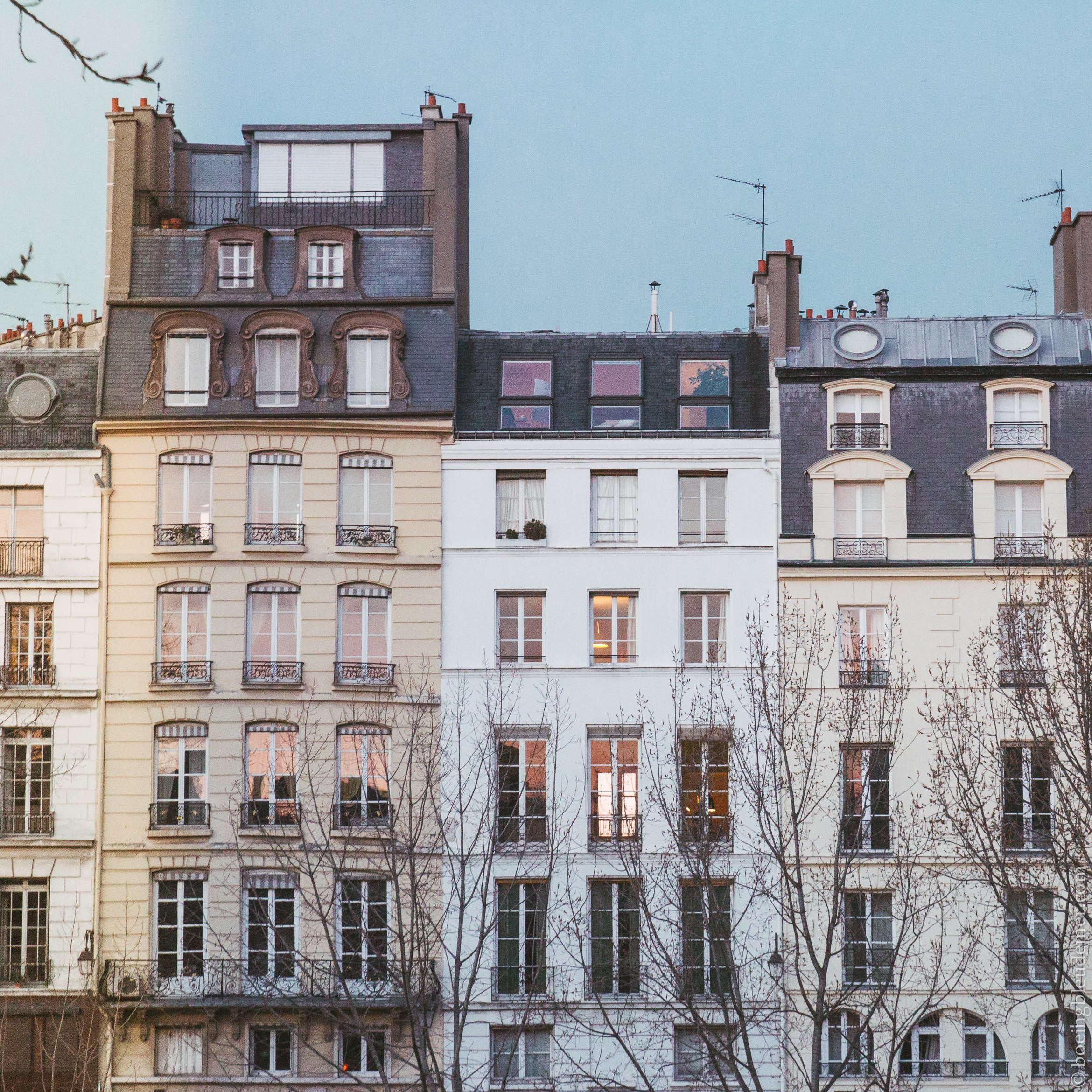 Batiments Paris