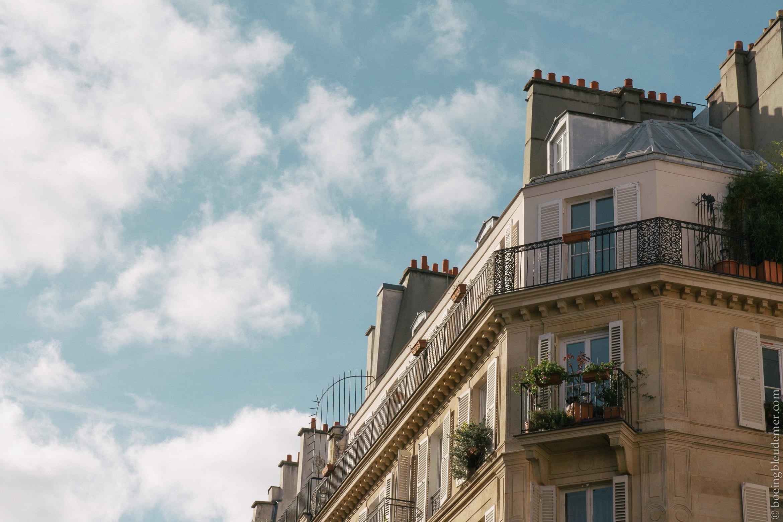 Immeuble de Paris