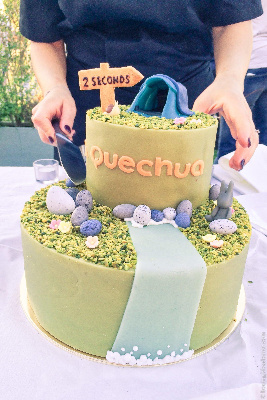 Un gâteau aussi bon que beau !