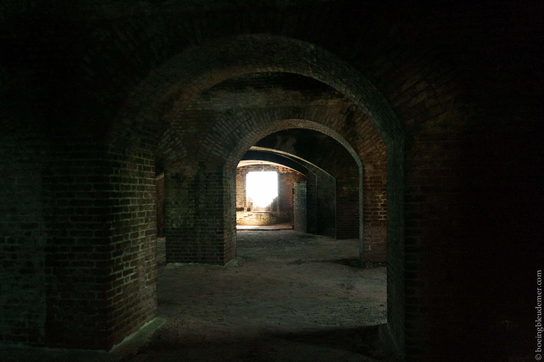 Visite de Fort Jefferson