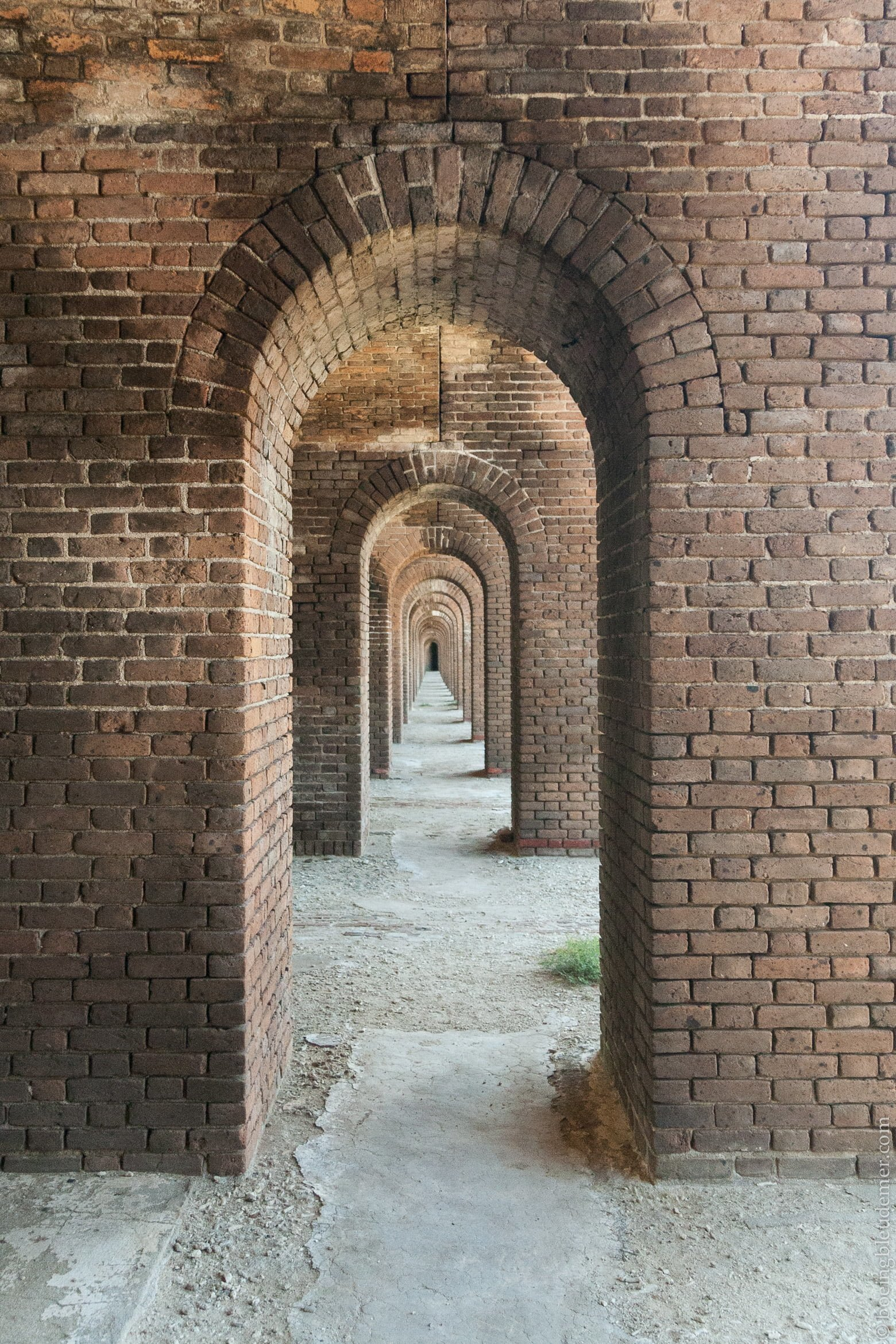 Visiting Fort Jefferson 2