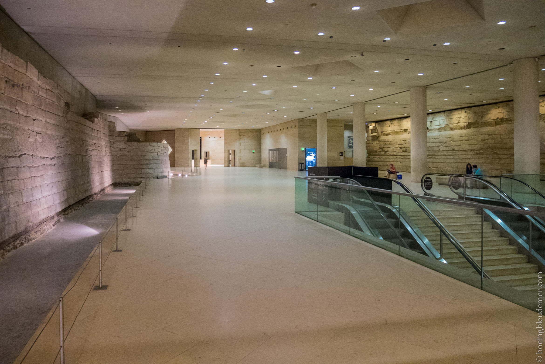 Fondations du Louvre médiéval
