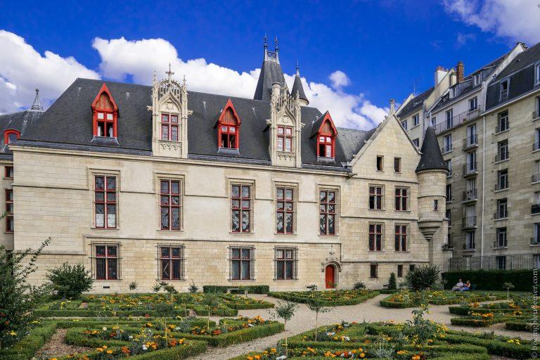 Paris du Moyen-Âge: Hotel des Archeveques de Sens