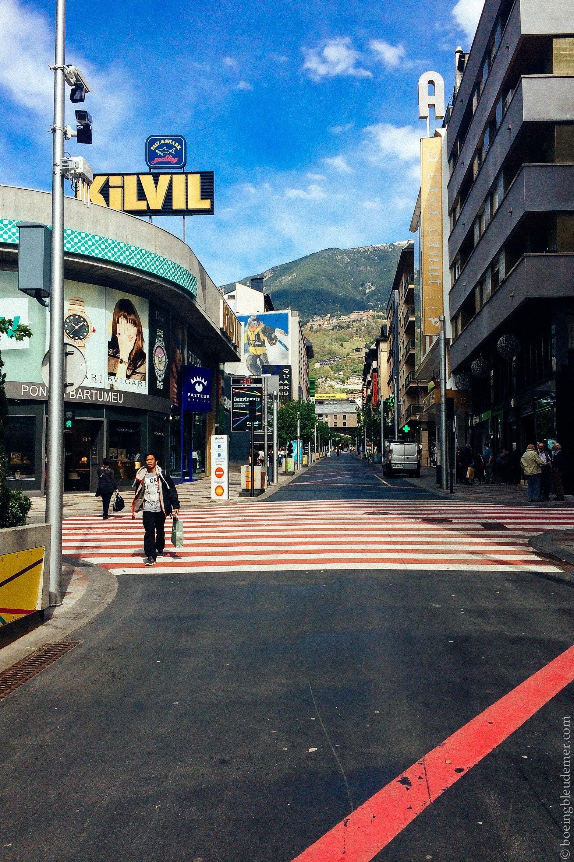 Pays Catalan: Andorra la Vella