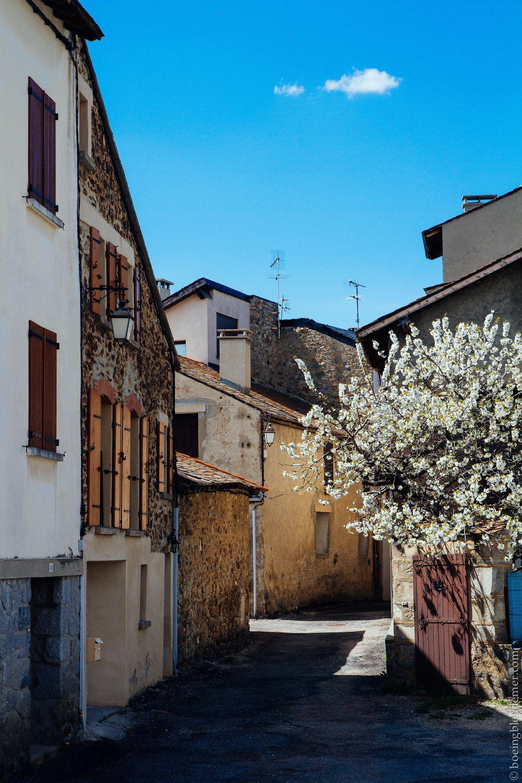 Pays Catalan: autour de forteresse de Vauban du Mont-Louis