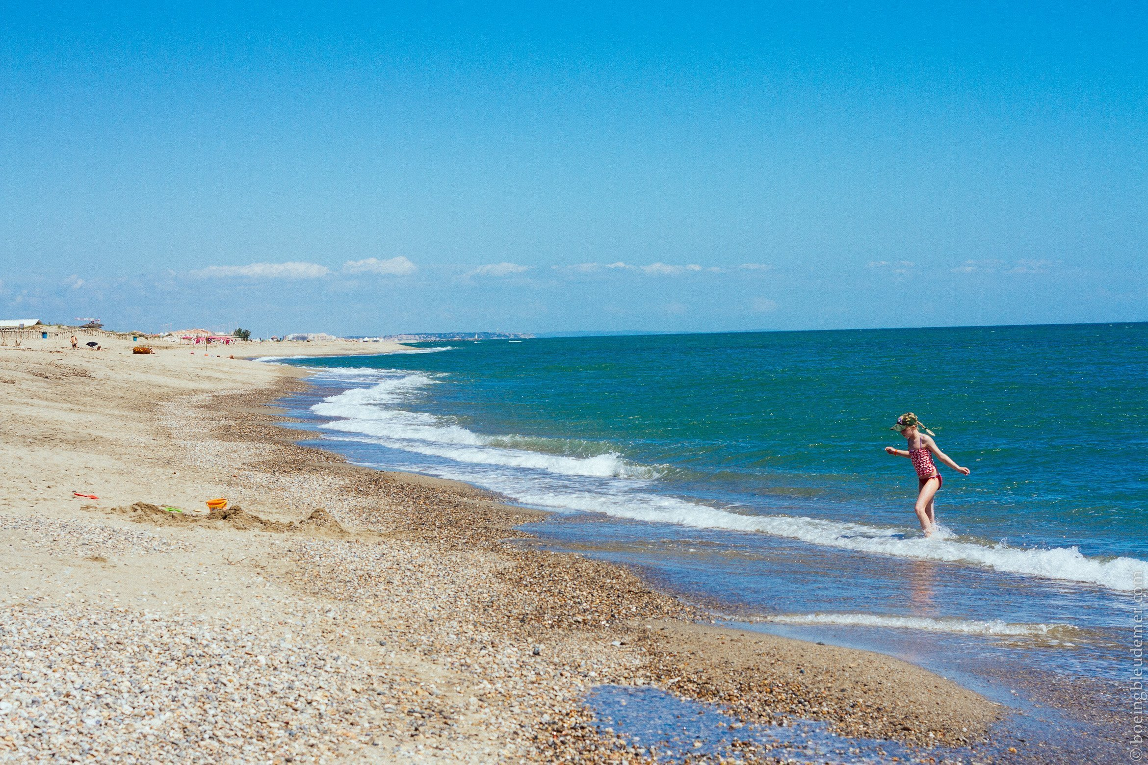 Pays Catalan: Canet Plage