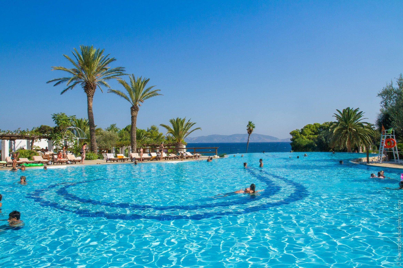 Tout inclus Barceló Hydra Beach Resort: piscine à débordement