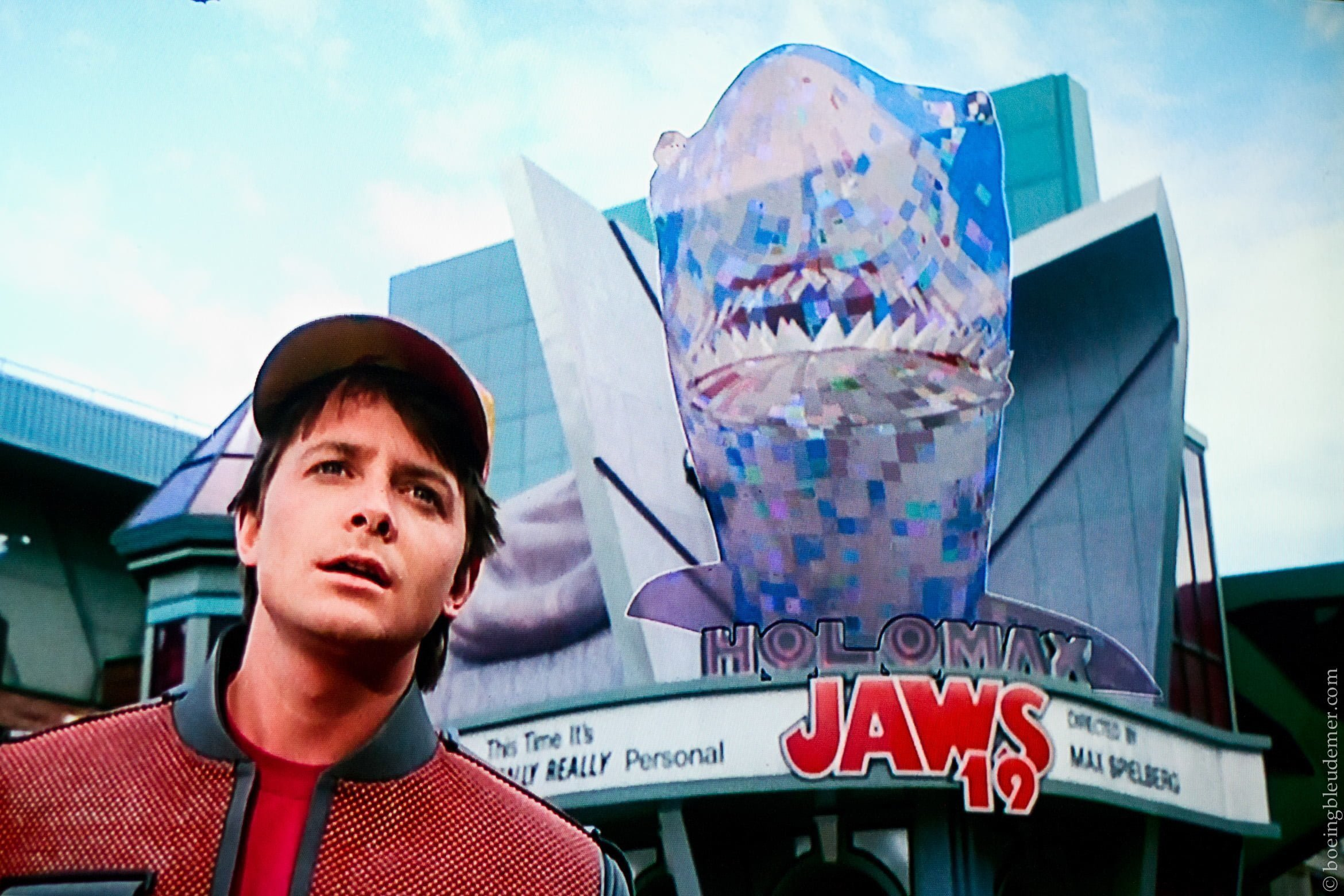 Back to the Future - Jaws 19