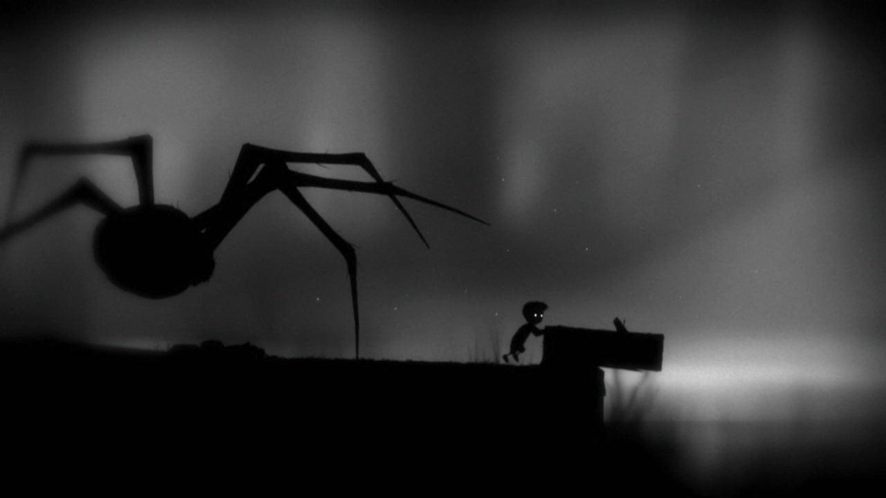 Limbo jeu vidéo sur iPad et Android