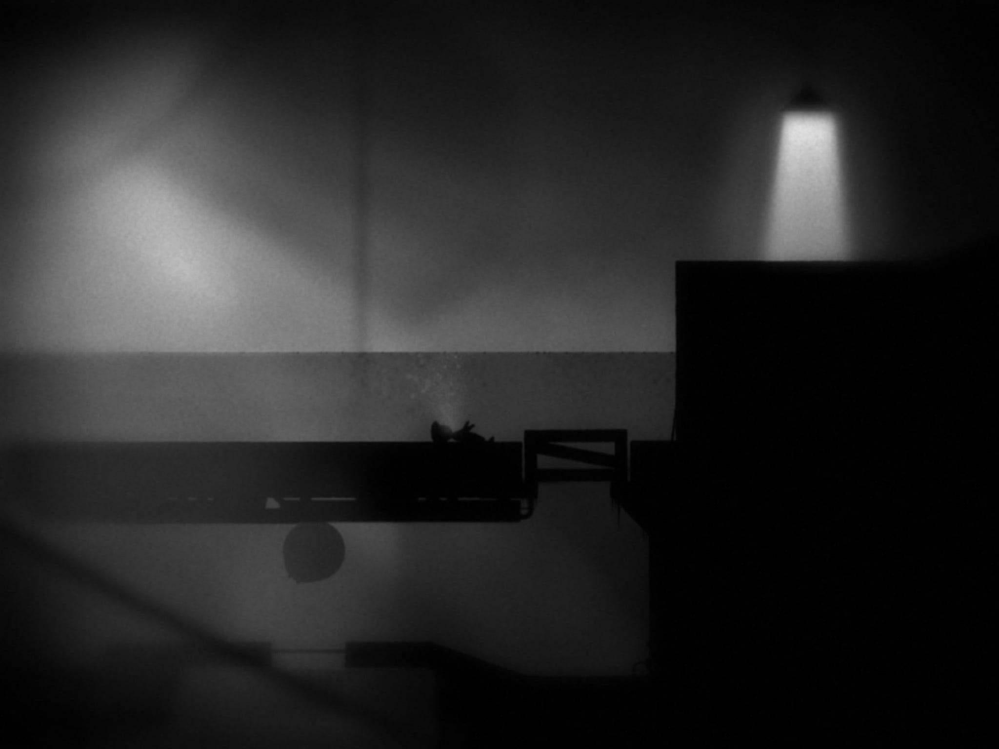 Limbo jeu iPad