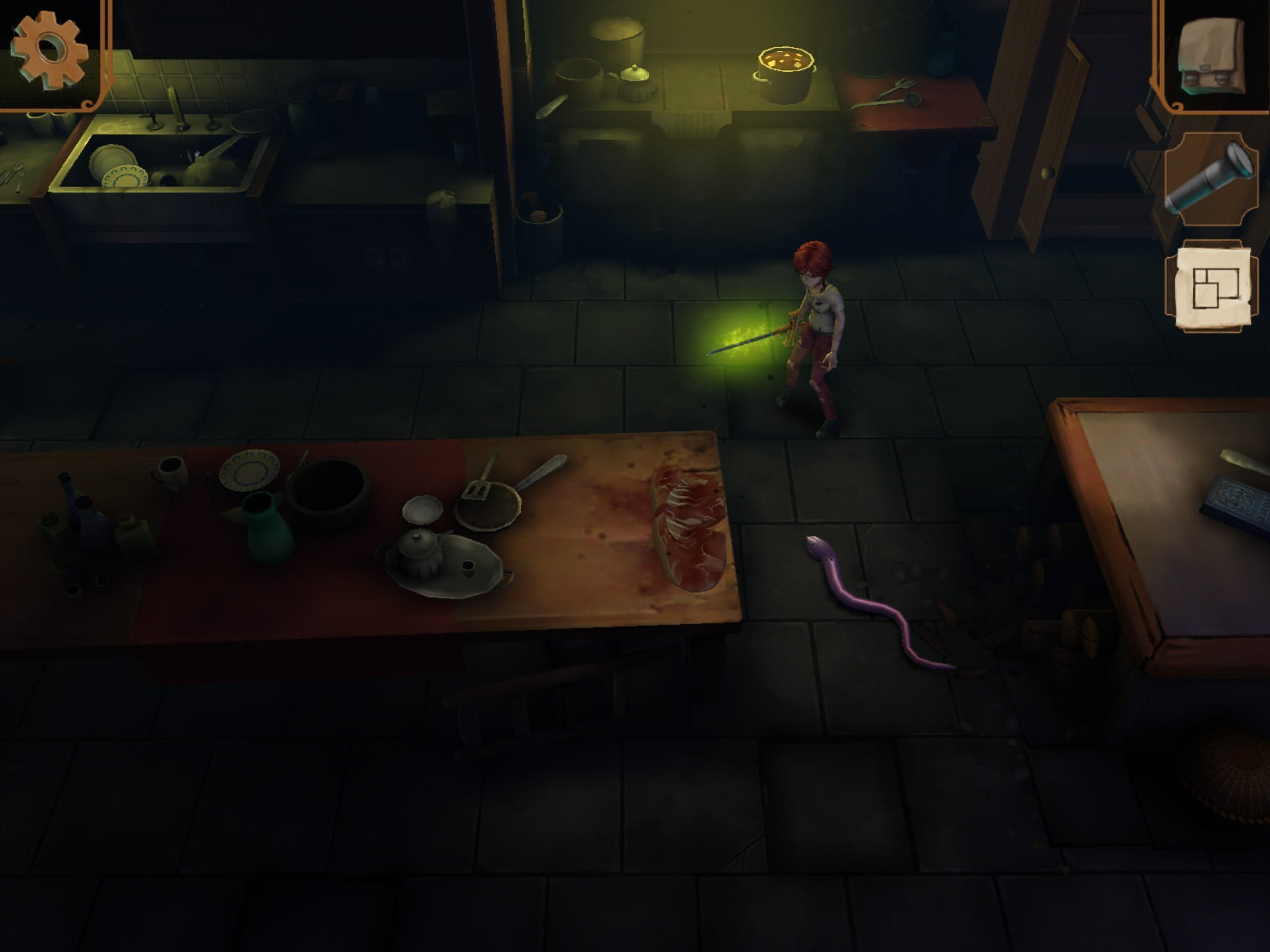 Til Morning Light - jeu Android