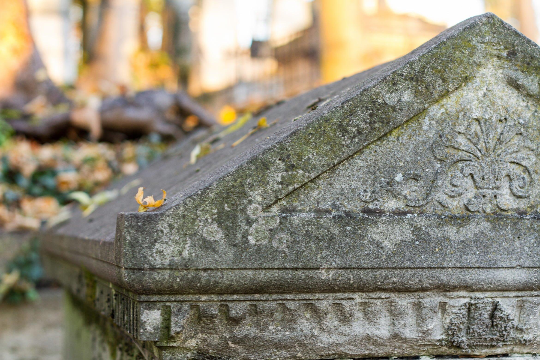Tombe au Cimetière du Père Lachaise
