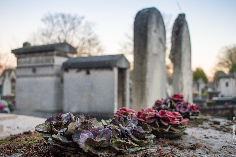 Balade au cimetière du Père Lachaise
