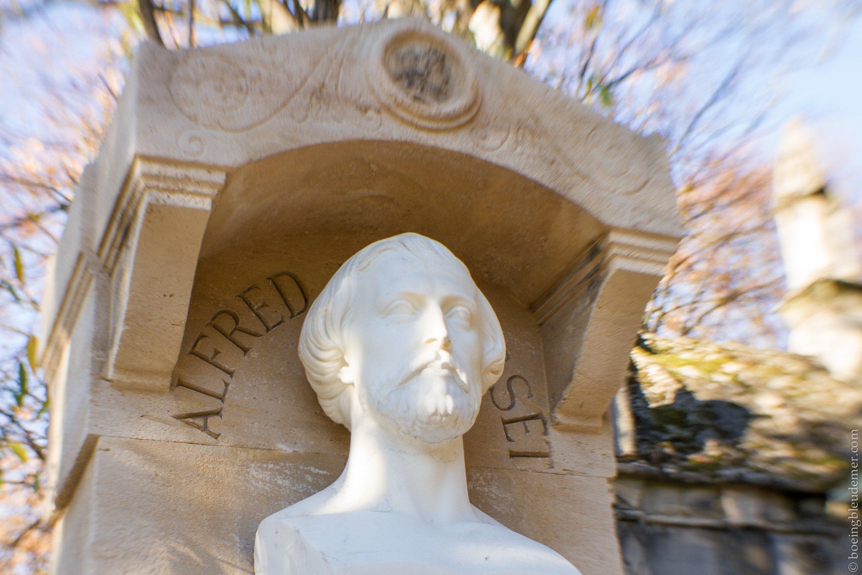 Tombe Alfred de Musset