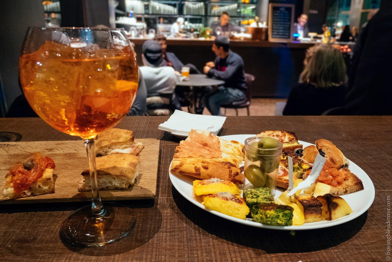 Week-end en amoureux à Milan: Aperitivo au Princi