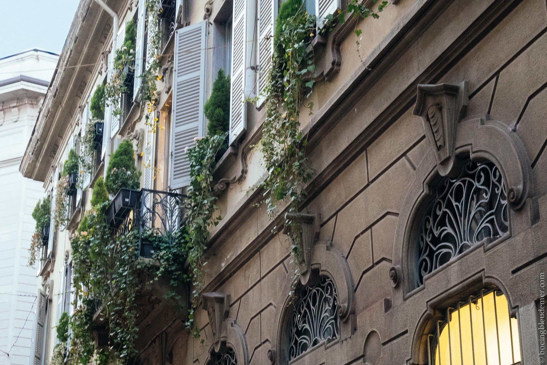 Week-end en amoureux à Milan: paysage urbain