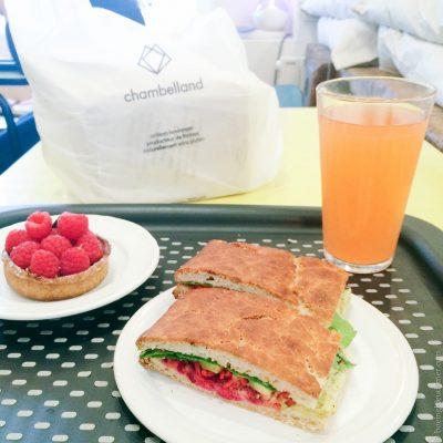 Boulangerie sans gluten Chambelland