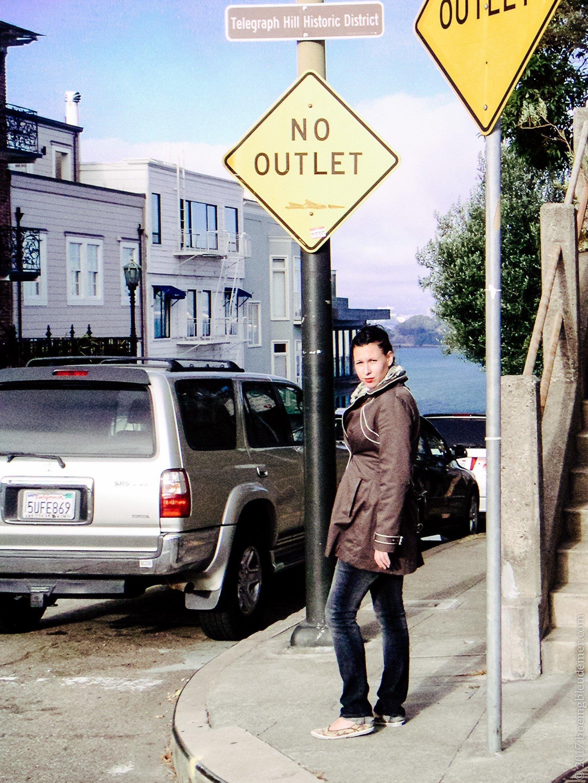 Comment sauvegarder ses archives photo: San Francisco en 2006