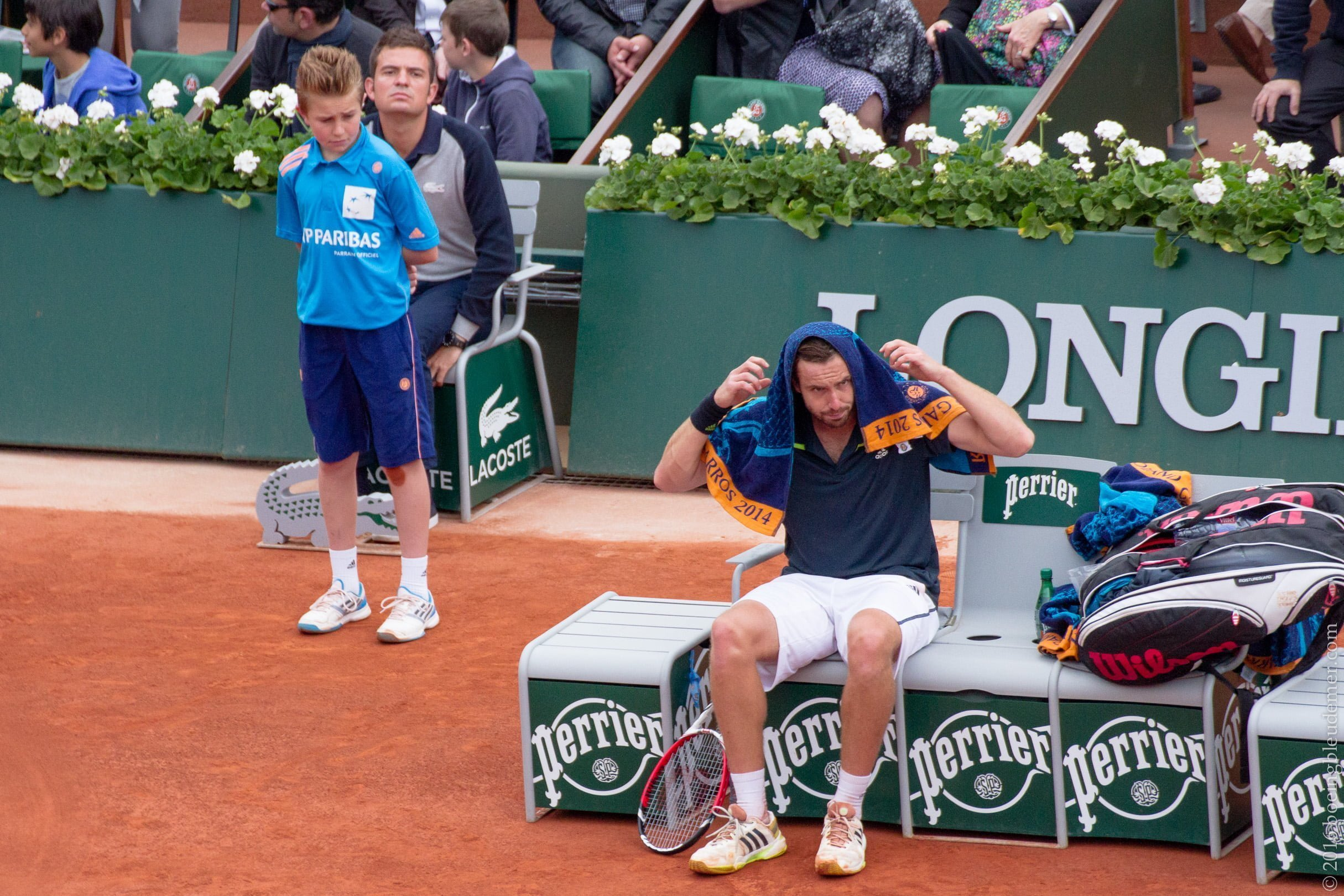 Roland Garros: Ernests Gulbis