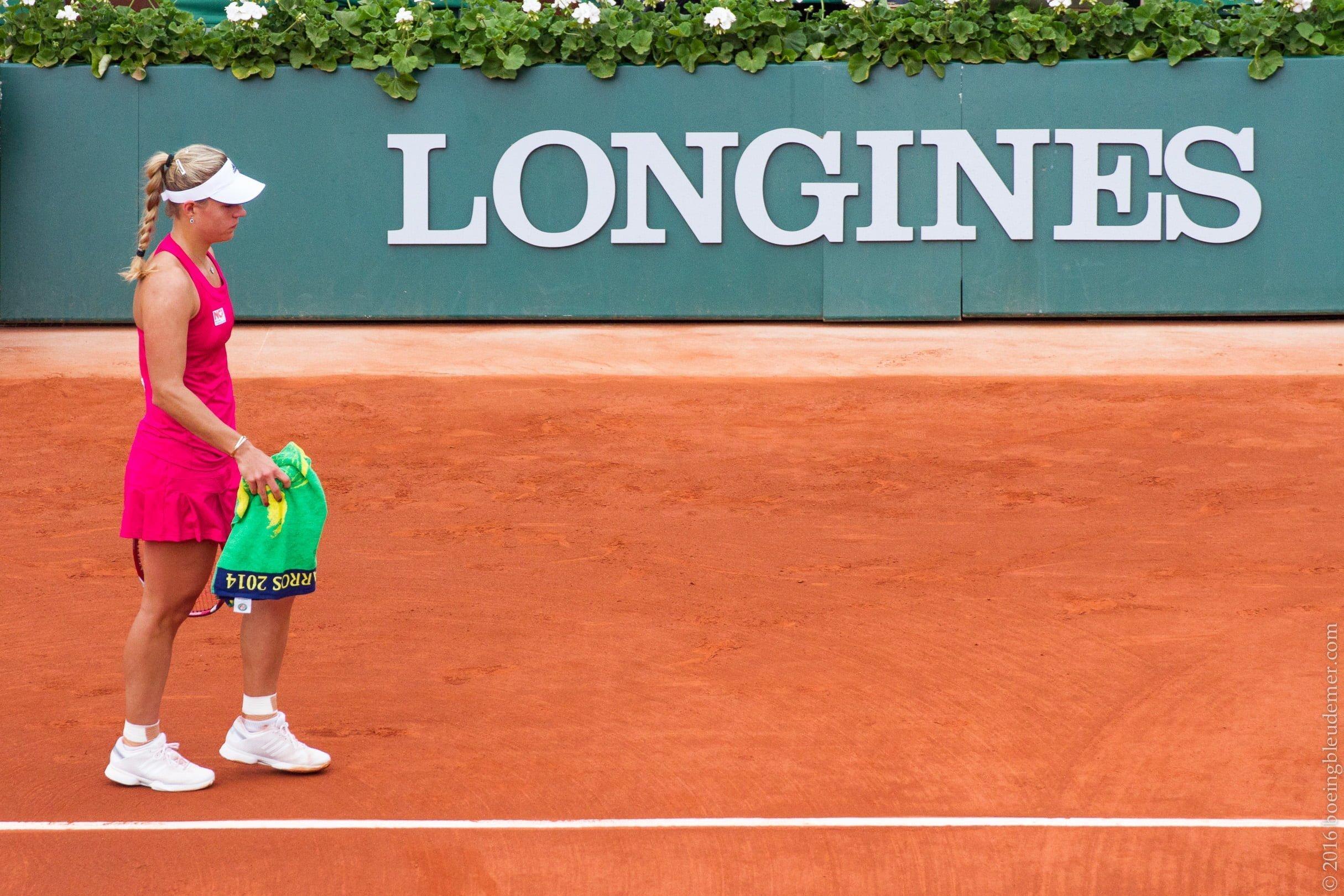 Roland Garros: Eugénie Bouchard 3