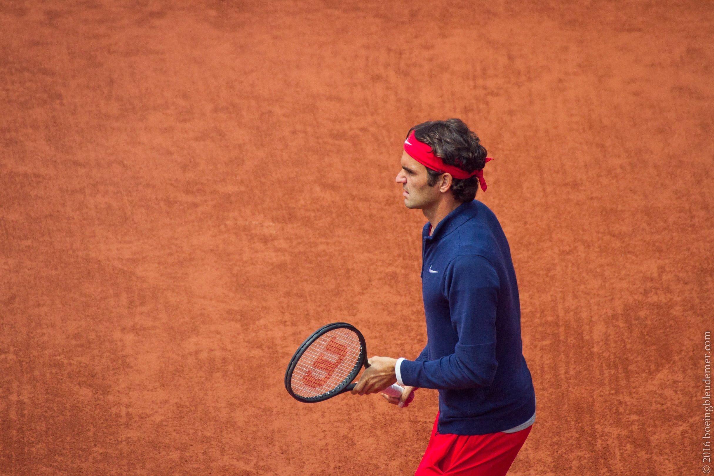 Roland Garros: Roger Federer