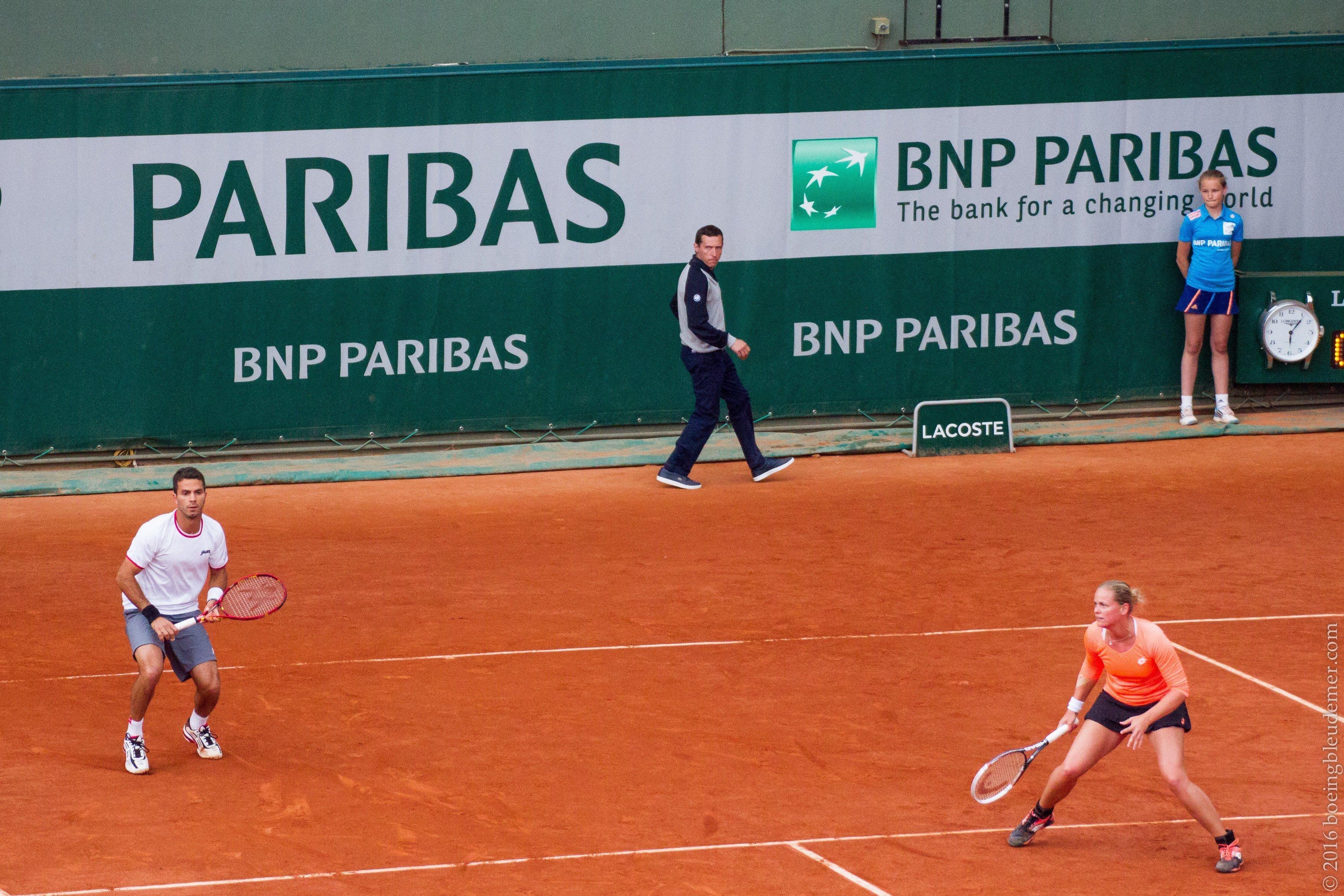 Roland Garros: set de tennis