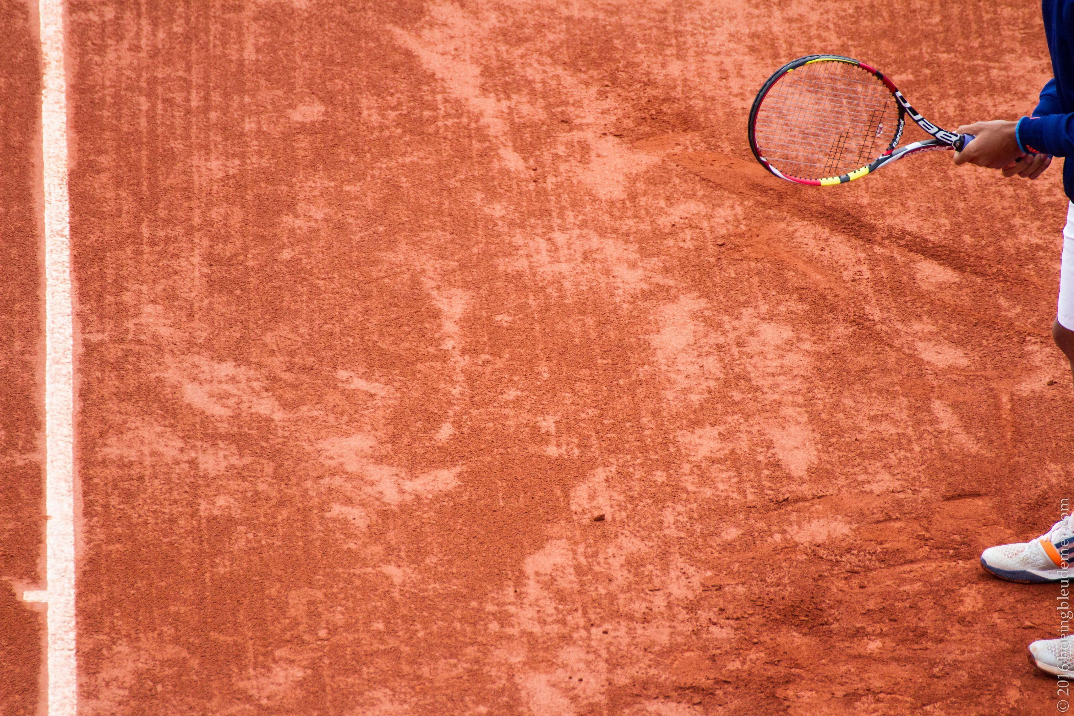 Roland Garros: Tennis sur terre battue