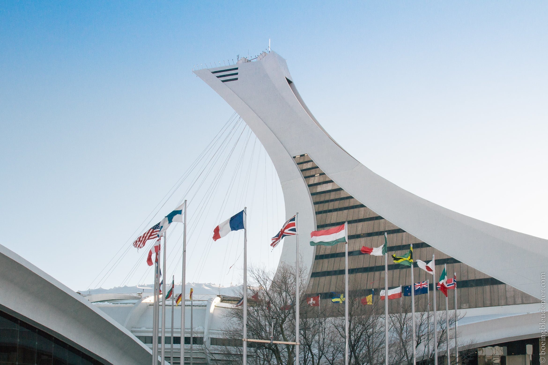 Stade Olymique de Montréal
