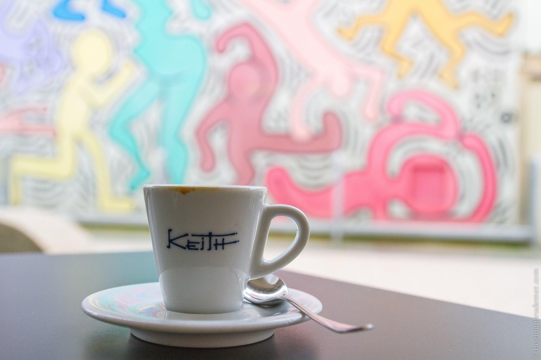 Un week-end à Pise: café Keith