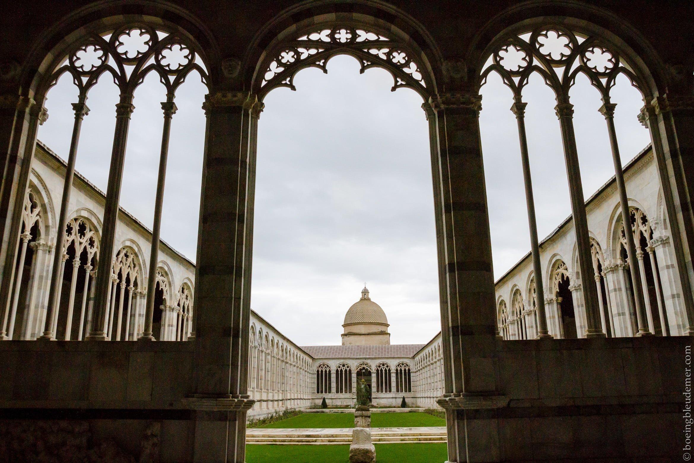 Un week-end à Pise: Camposanto monumentale