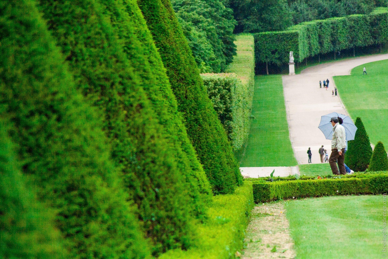 Une balade au parc de Sceaux : marche doménicale