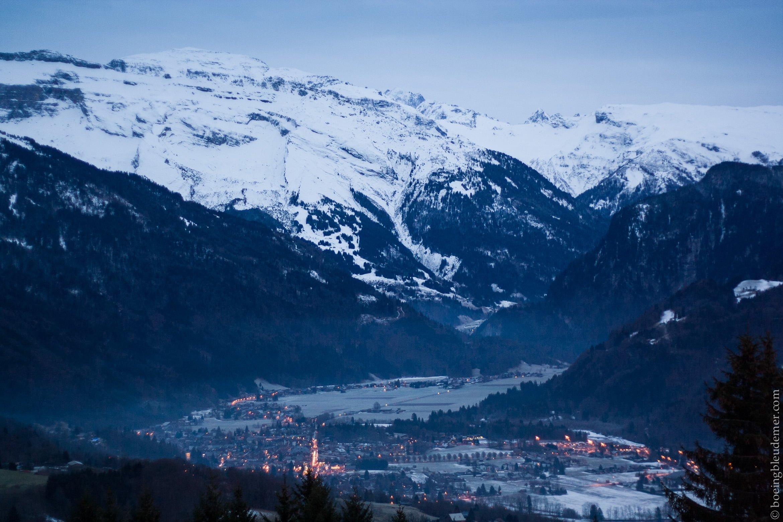 Vallée du Giffre en Haute-Savoie