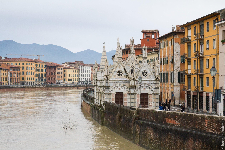 Un week-end à Pise: Santa Maria della Spina
