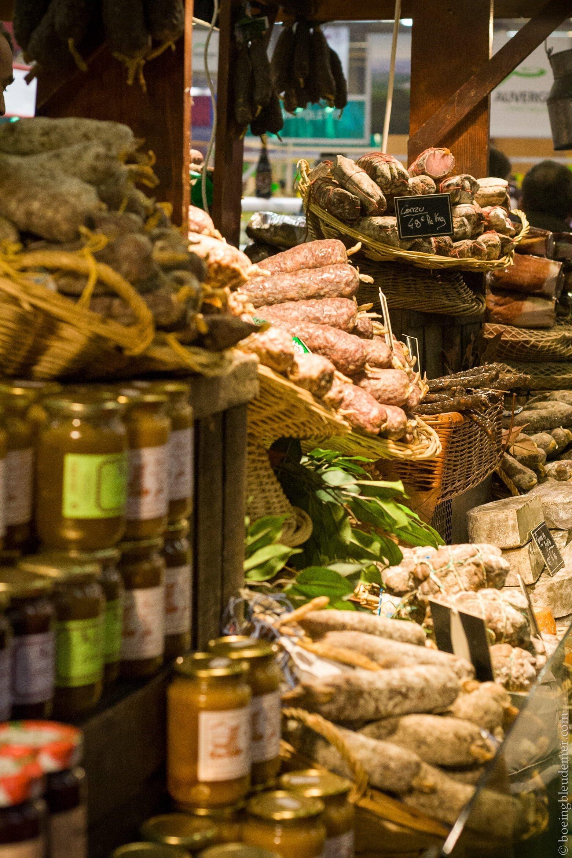 Salon de l'agriculture: du bon saucisson