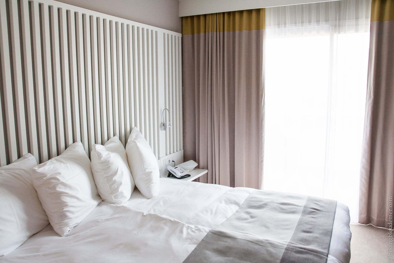 Corse: weekend au Radisson Blu Ajaccio Bay - chambre avec vue sur le maquis