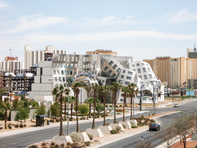 Vue de Las Vegas, Nevada
