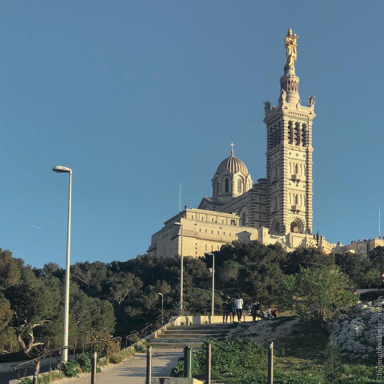 Bonne-mère de Marseille