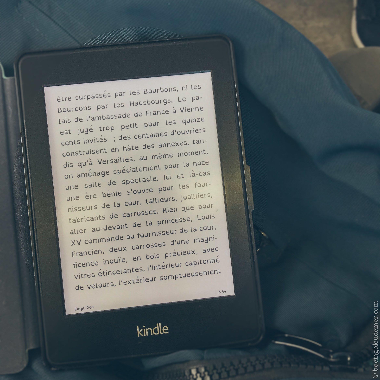 Open dyslexic sur Kindle