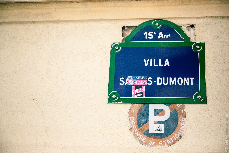 Villa Santos-Dumont, Paris (15e)