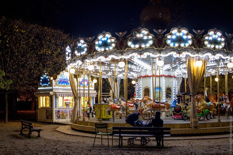 Carrousel aux Tuileries, Paris