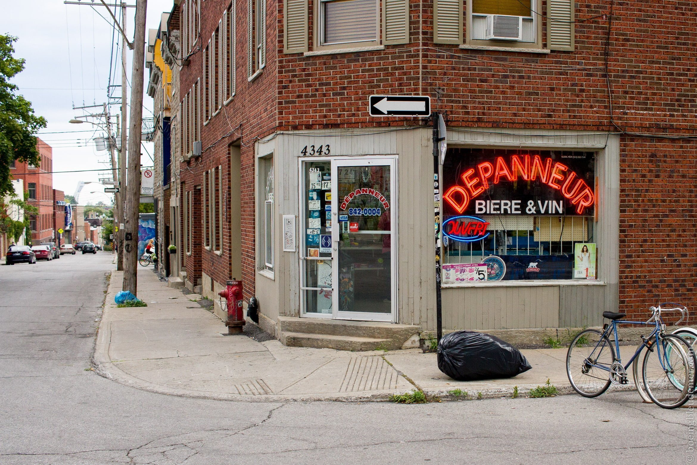 Depanneur of Montreal