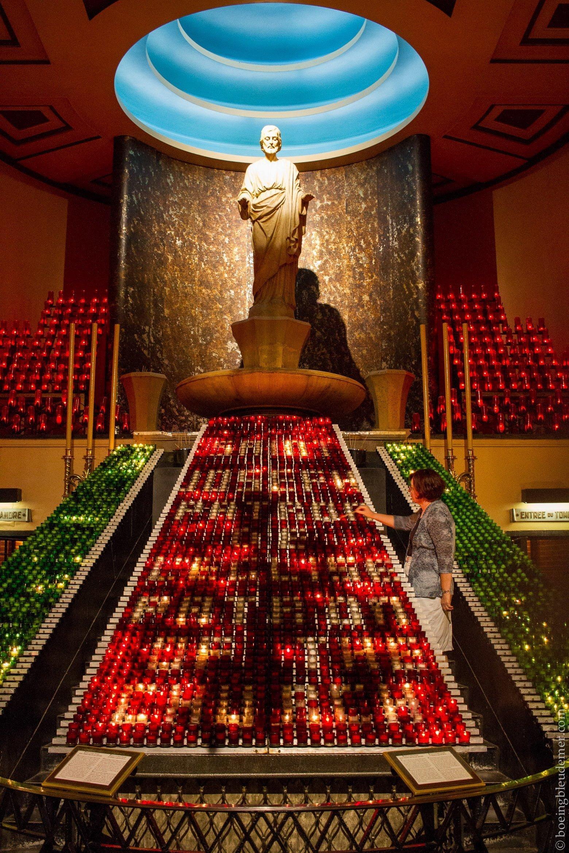 Oratoire Saint-Joseph, Montréal