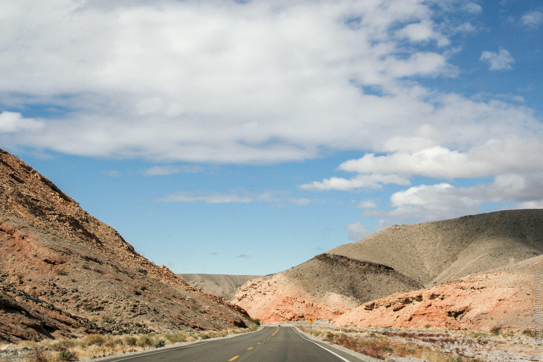 Route de la Californie